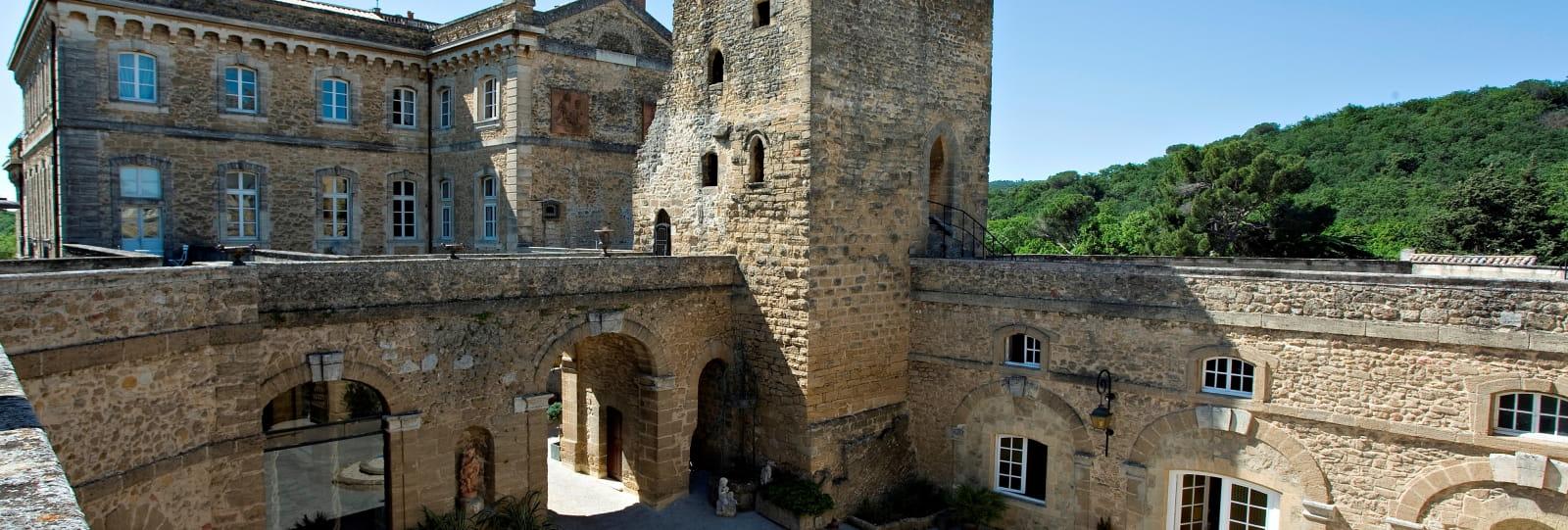 Détente et relaxation au château