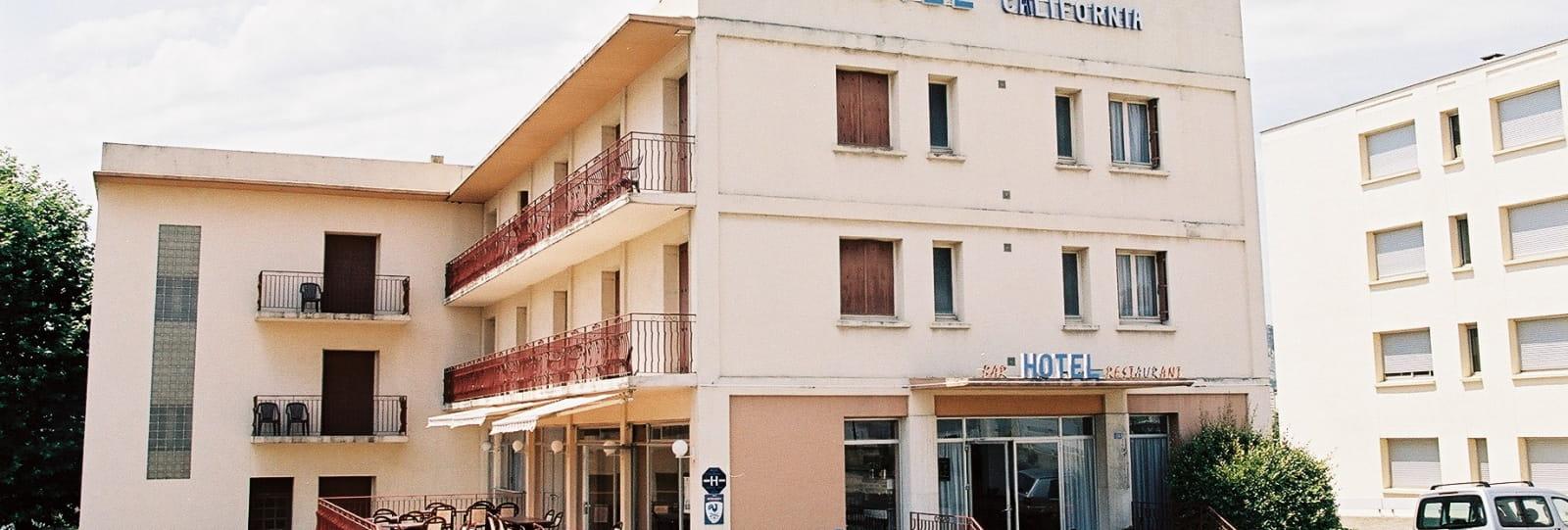 Hôtel-Restaurant California