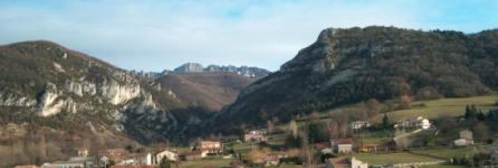 Village de Saint-Vincent-la-Commanderie