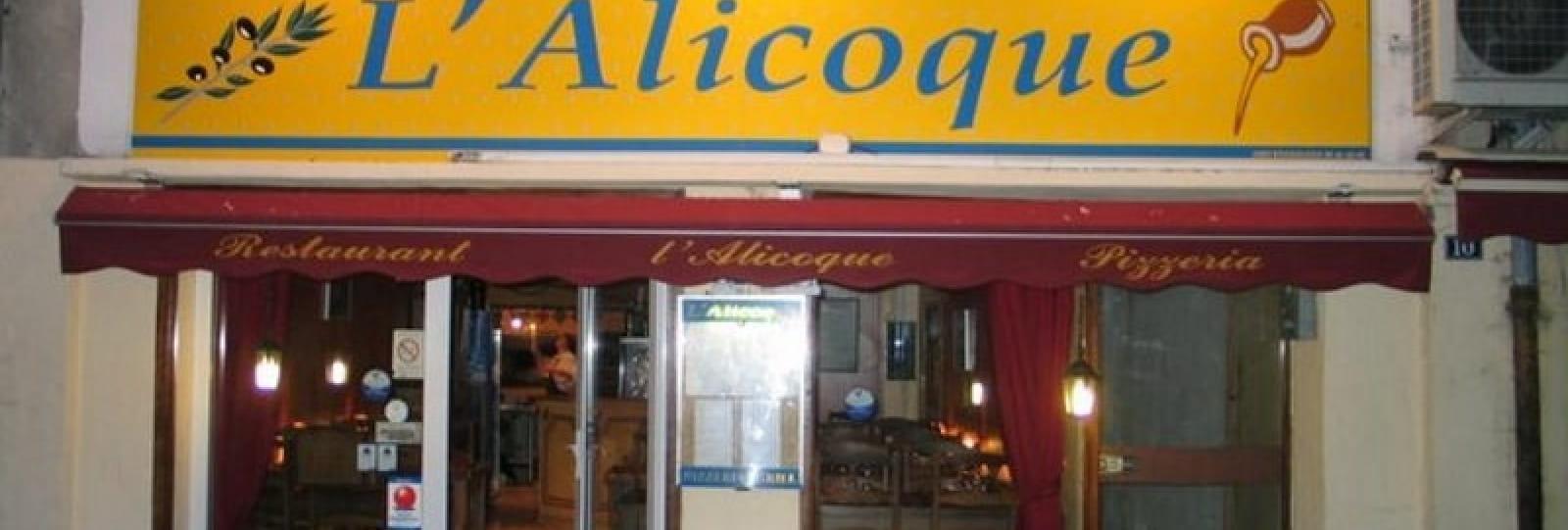 Restaurant L'Alicoque