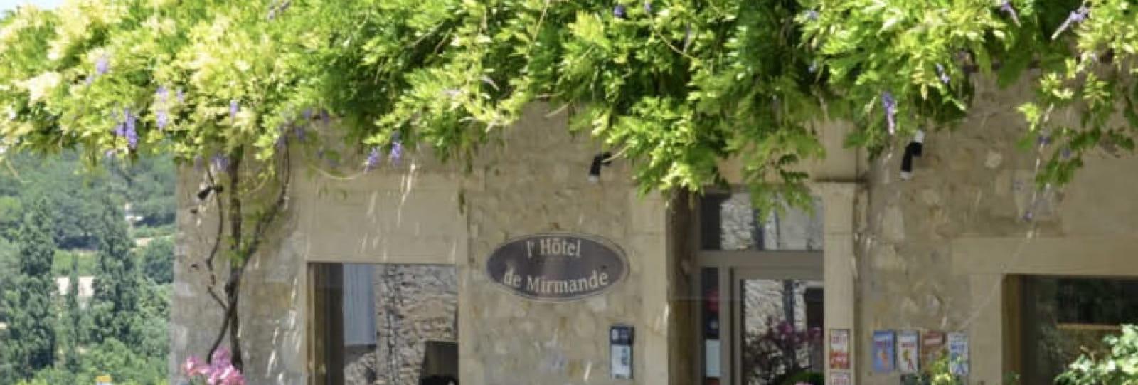 Hôtel de Mirmande