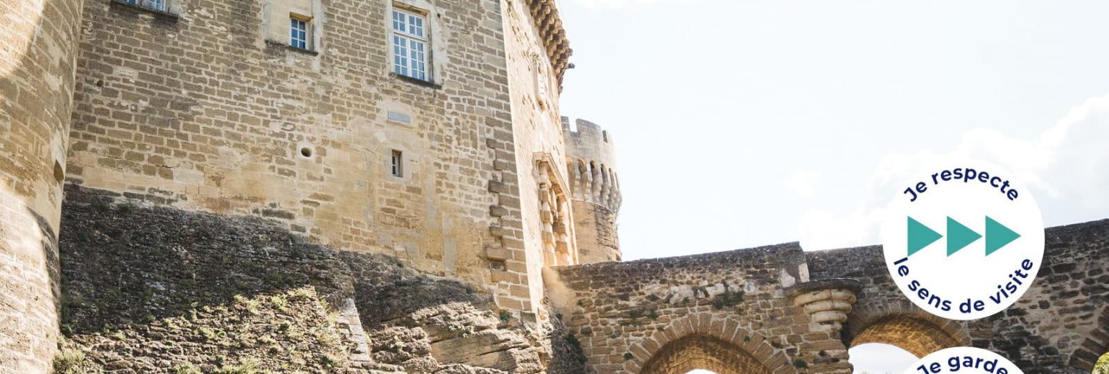 Château de Suze-la- Rousse