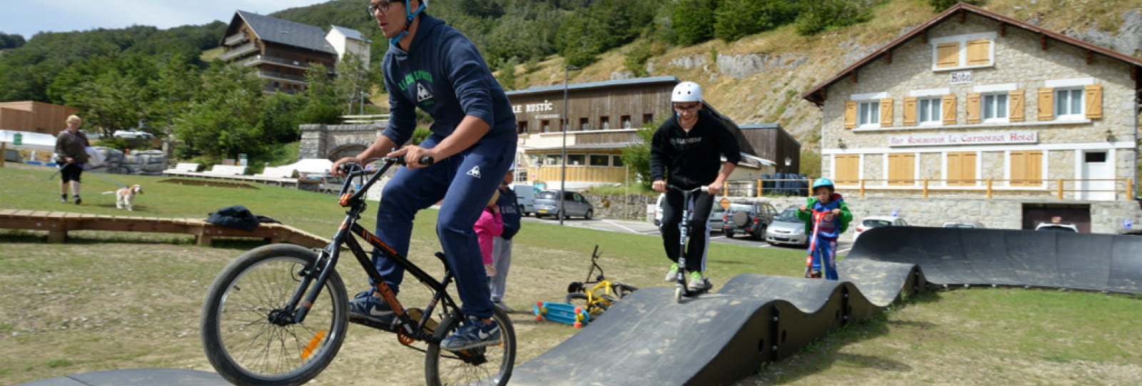 Piste de Pumptrack