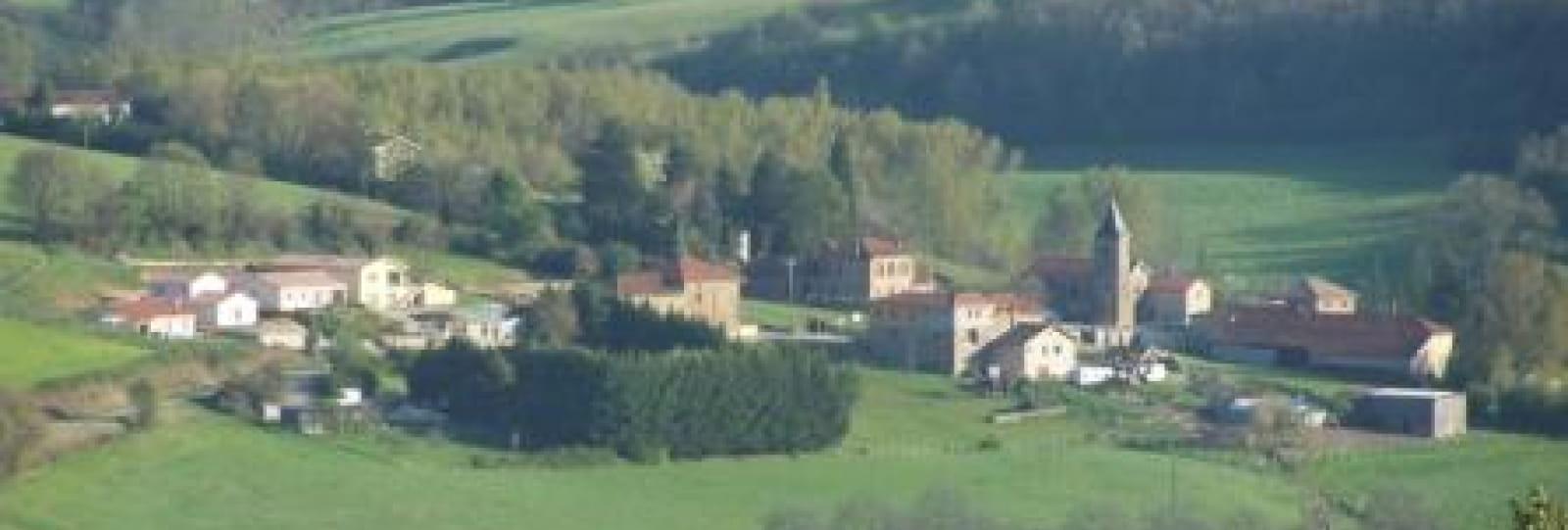 Village de Saint-Laurent-d'Onay