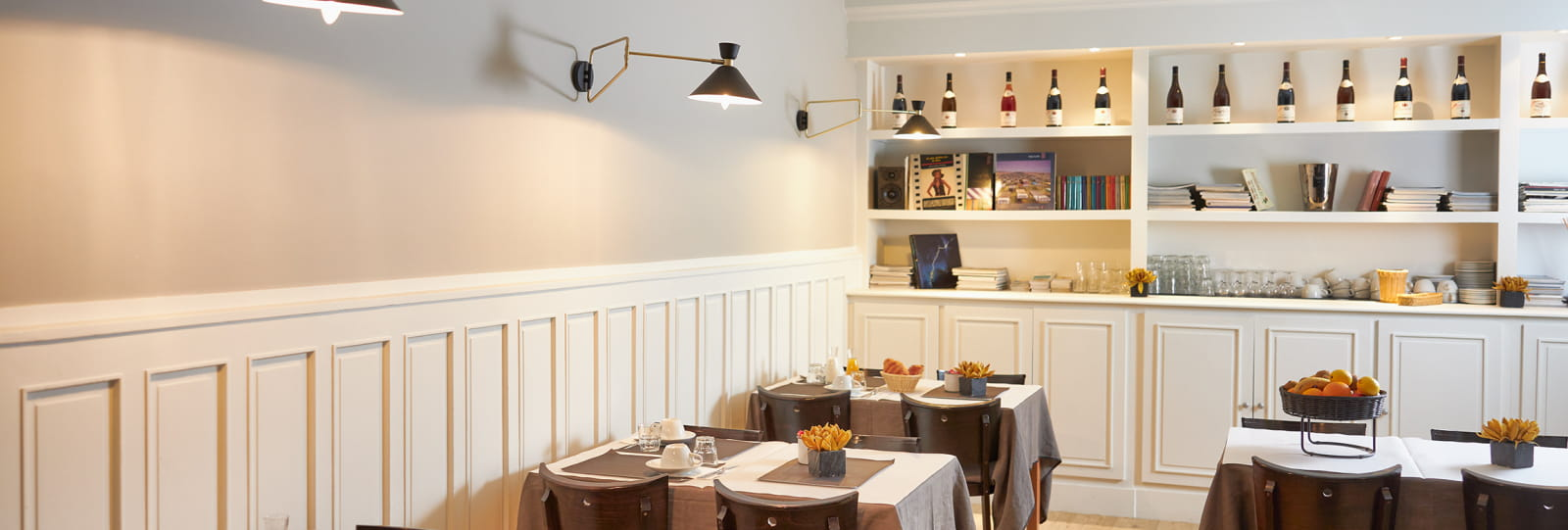 Restaurant les Négociants