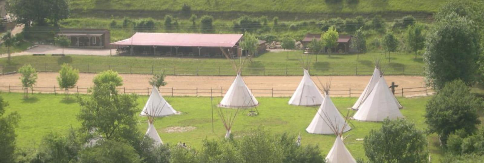 Gîte de groupe Indian's Vallée