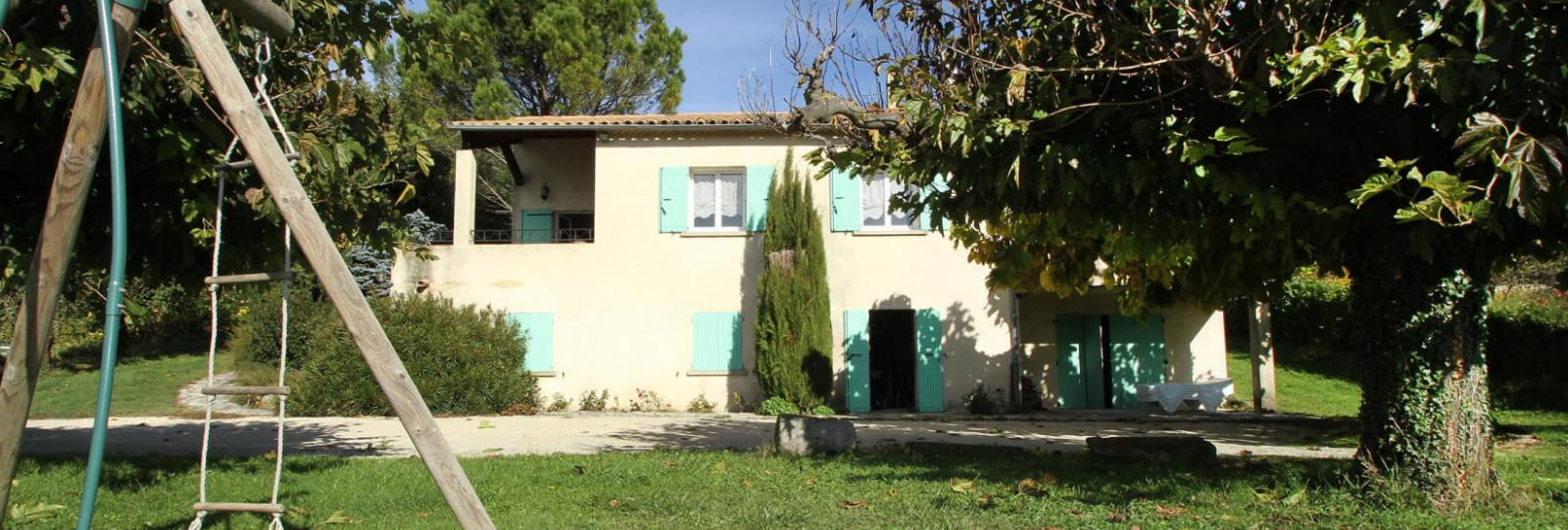 Villa des sources