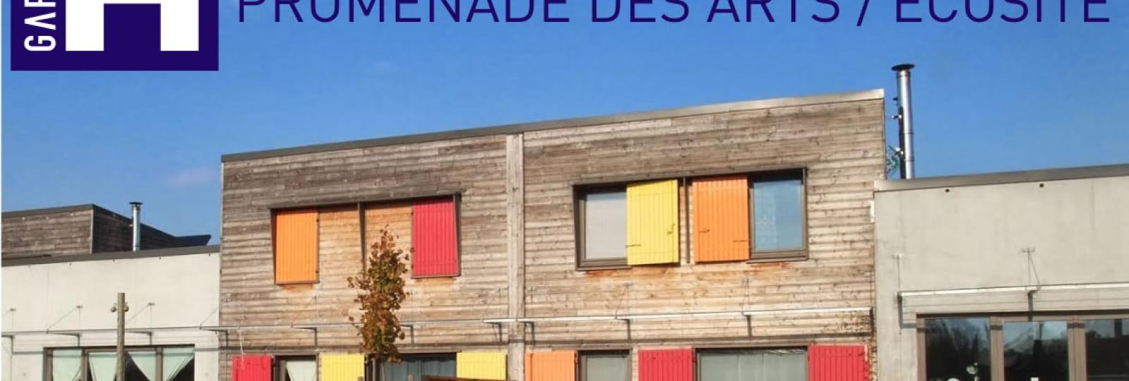 Atelier d'Artistes - Promenade des Arts