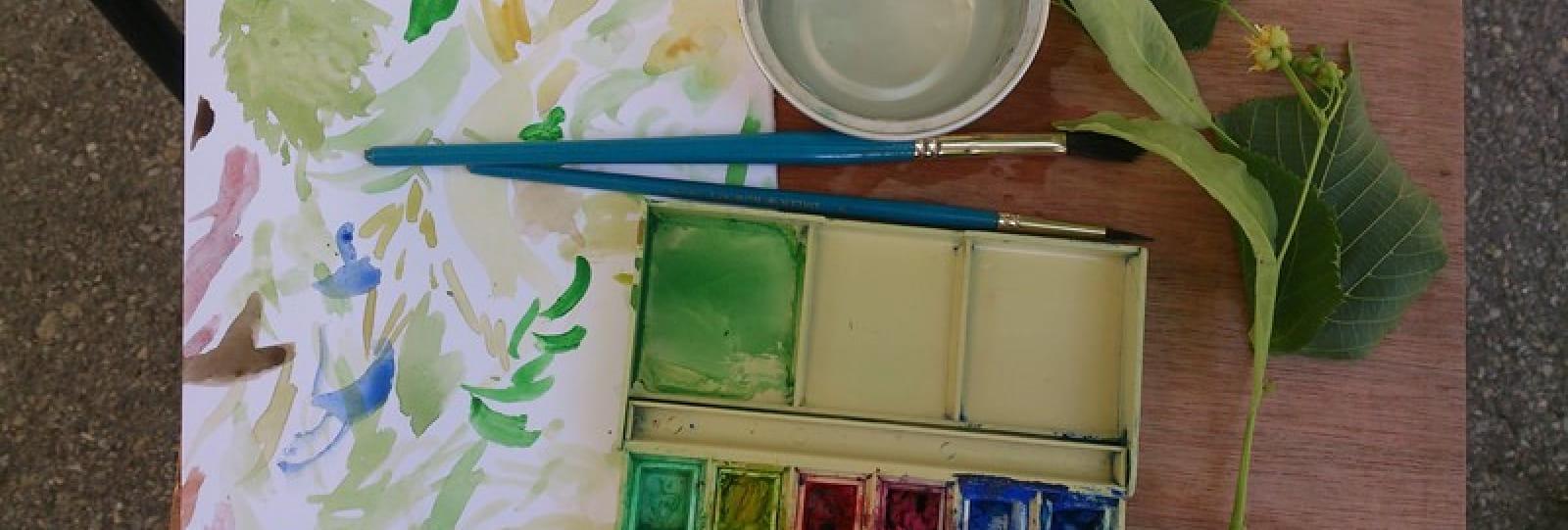 Cours et stages artistiques - Atelier Art de Vivre