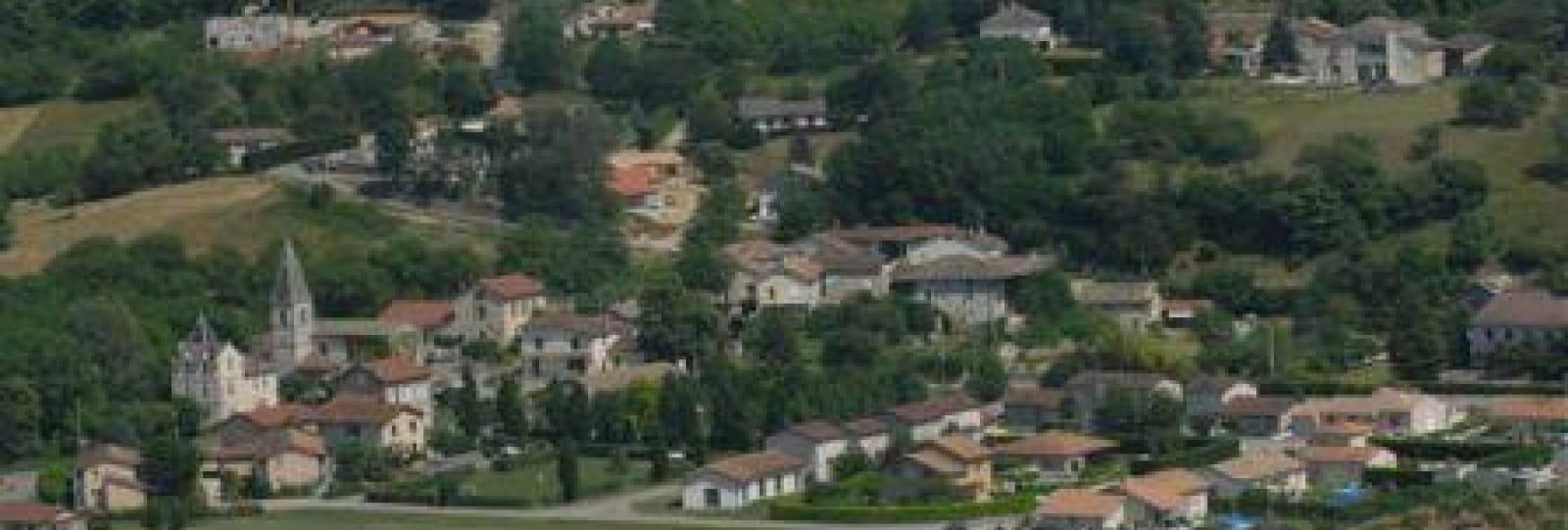 Village de La Baume d'Hostun