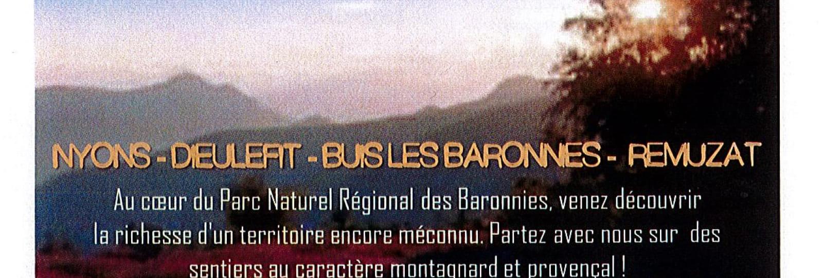 Randonnées en Baronnies