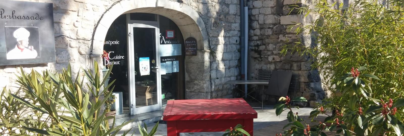 Restaurant L'Ambassade