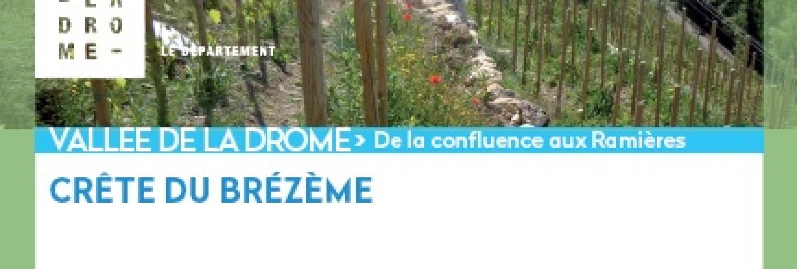 Crète du Brézème