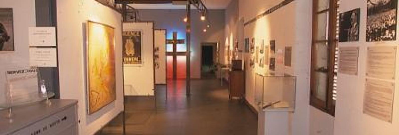 Le Musée de la Résistance en Drôme et de la Déportation