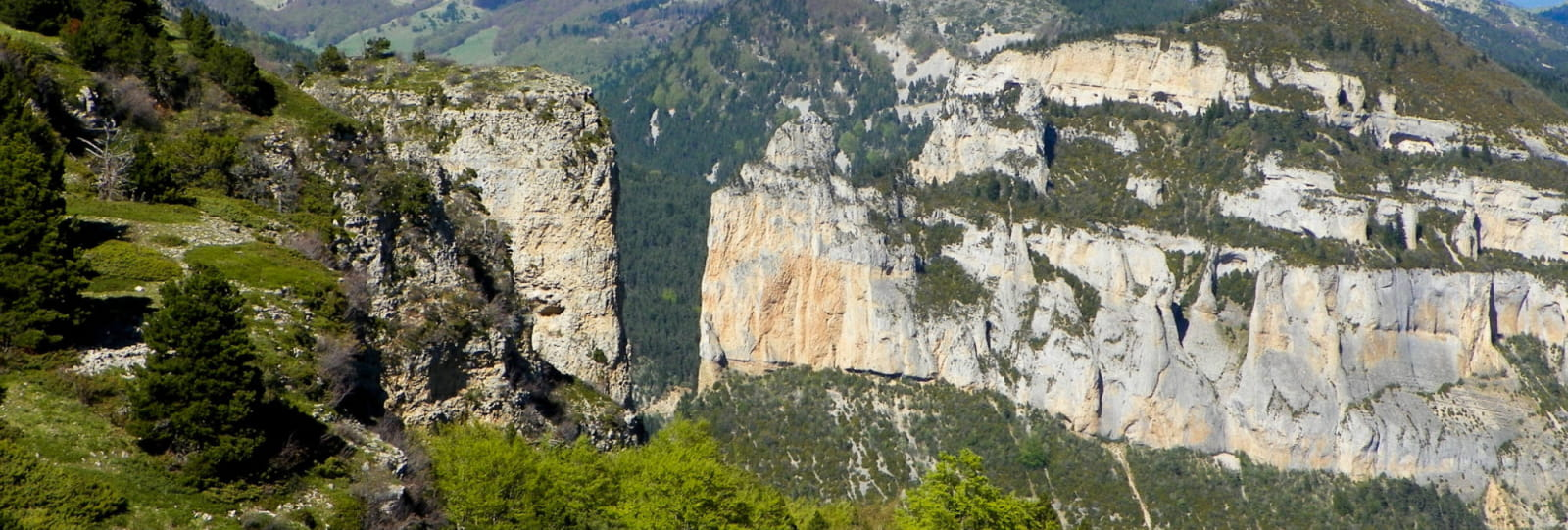 Week-end entre Vercors et Provence