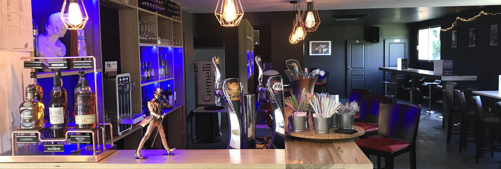 Comptoir - Le Cabaré - bar