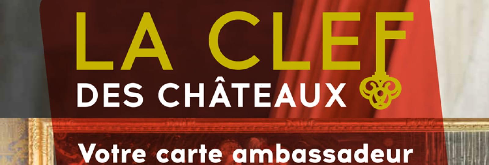 Carte ambassadeur des châteaux de la Drôme