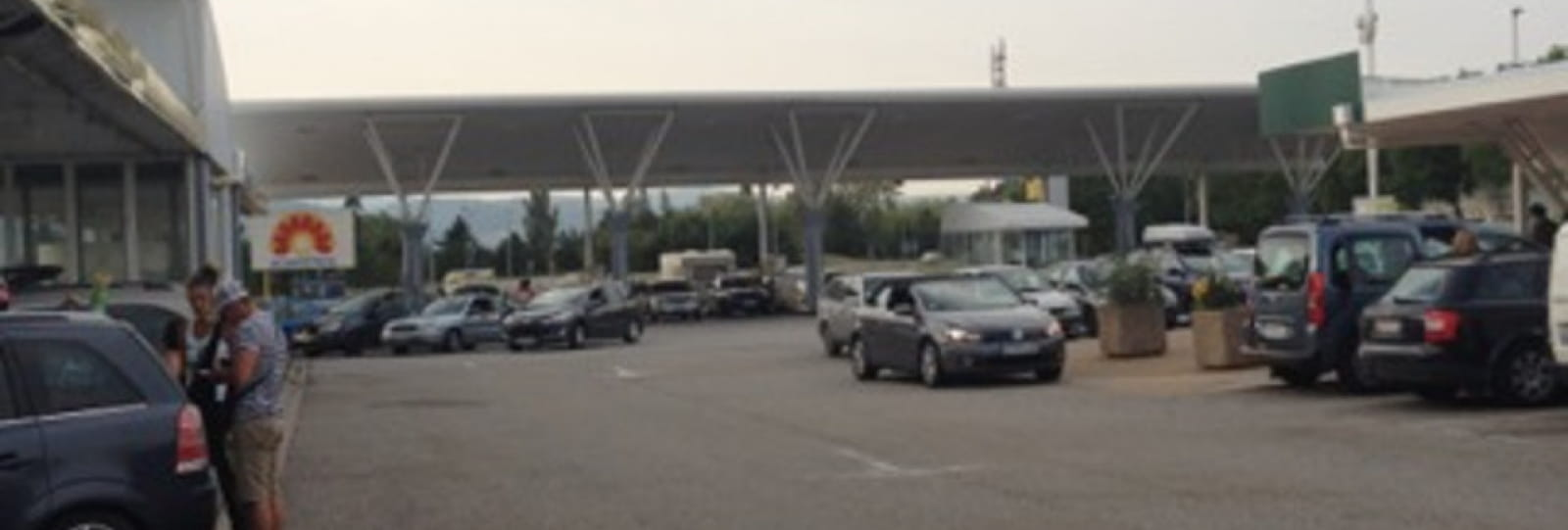 Aire Camping-Cars A7 Saulce