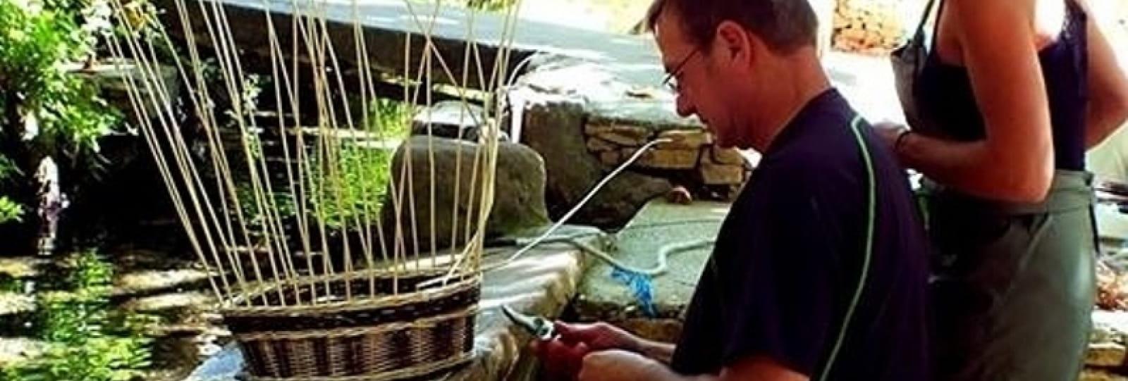 Vannerie les Chemins de l'osier (basket-making)