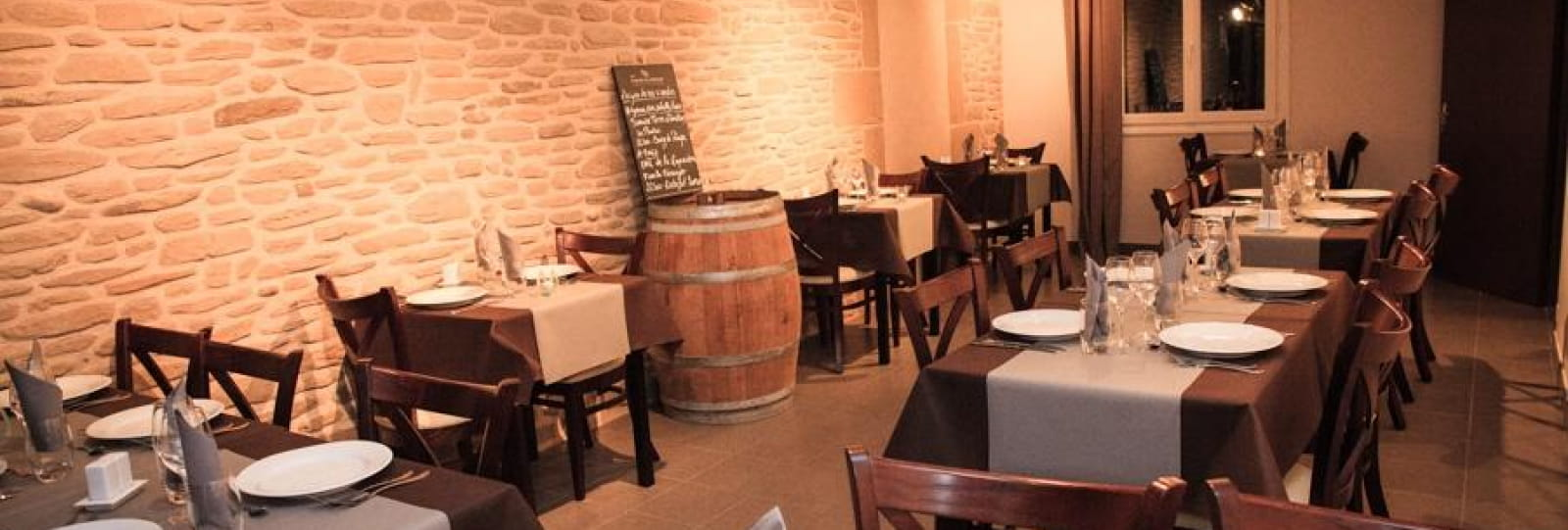 Restaurant Terres d'éomtions