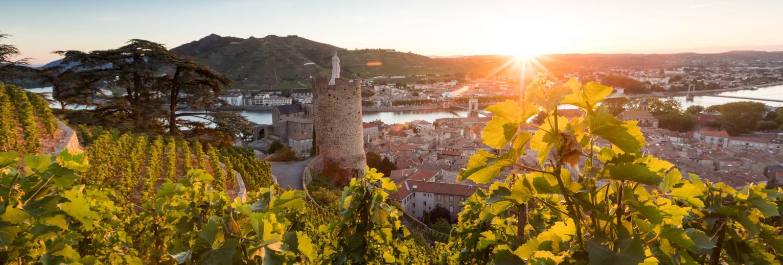 En voiture - Séjour Vignobles et Découvertes en Vallée du Rhône