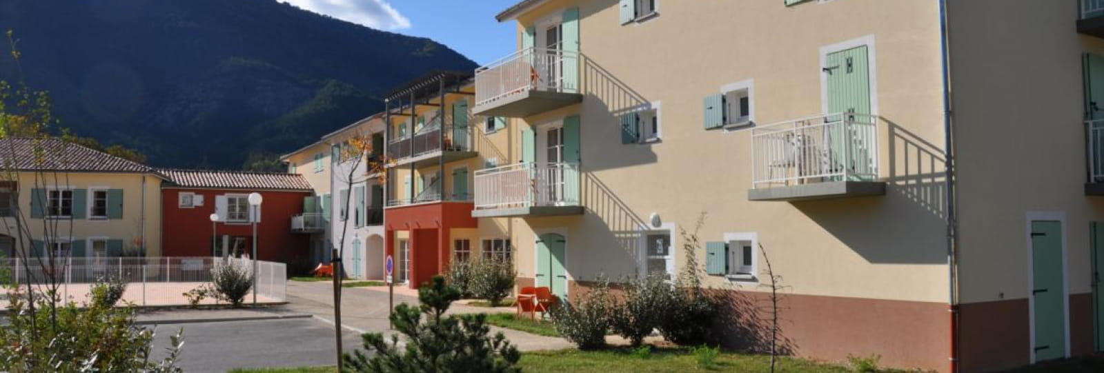 Vercors Park Residence T1