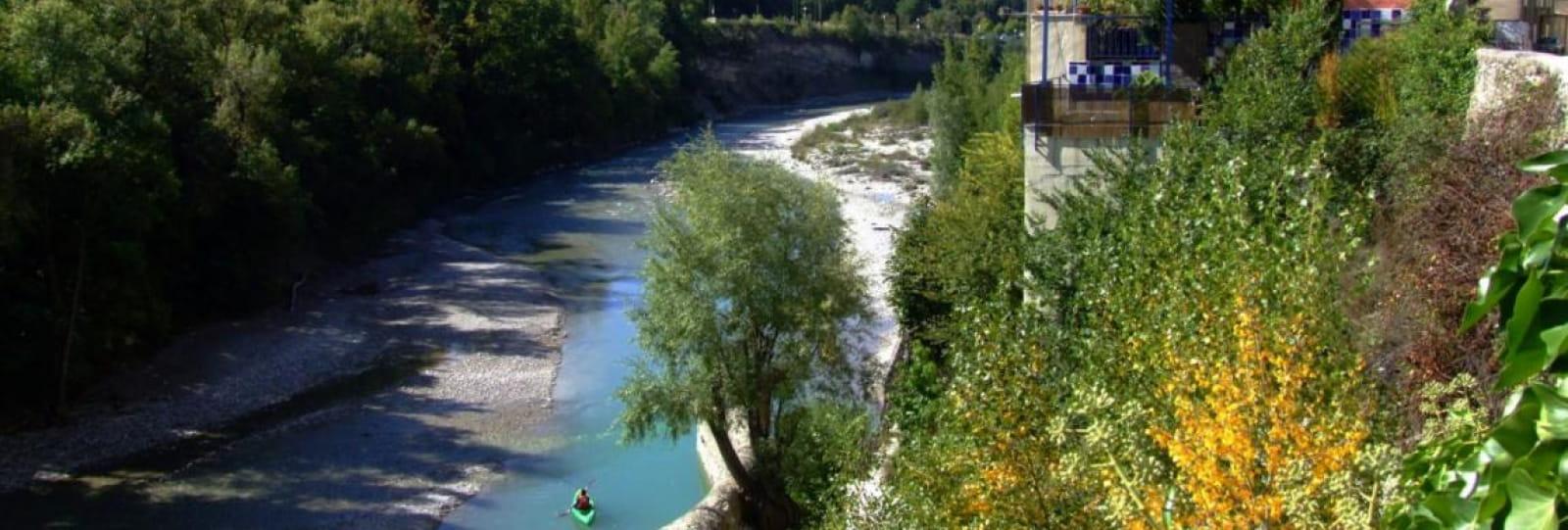 De ciel et d'eau : randonnée initiatique en Val-de-Drôme