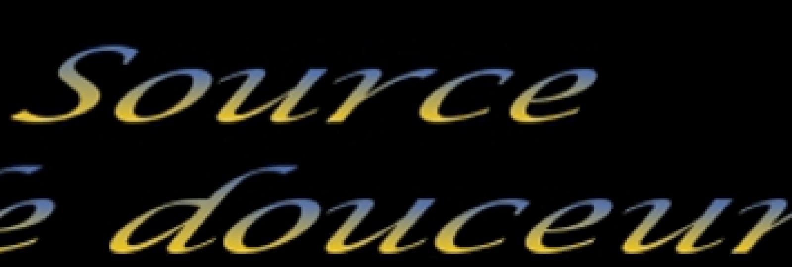 Source de Douceur