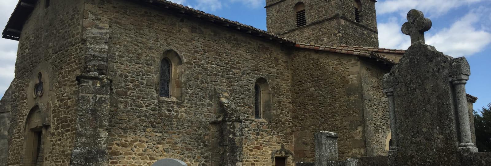 Eglise de Bathernay