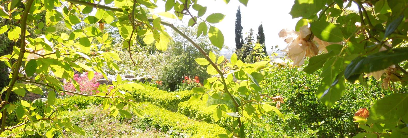 Jardin des Herbes - Jardin communal classé 'Remarquable'