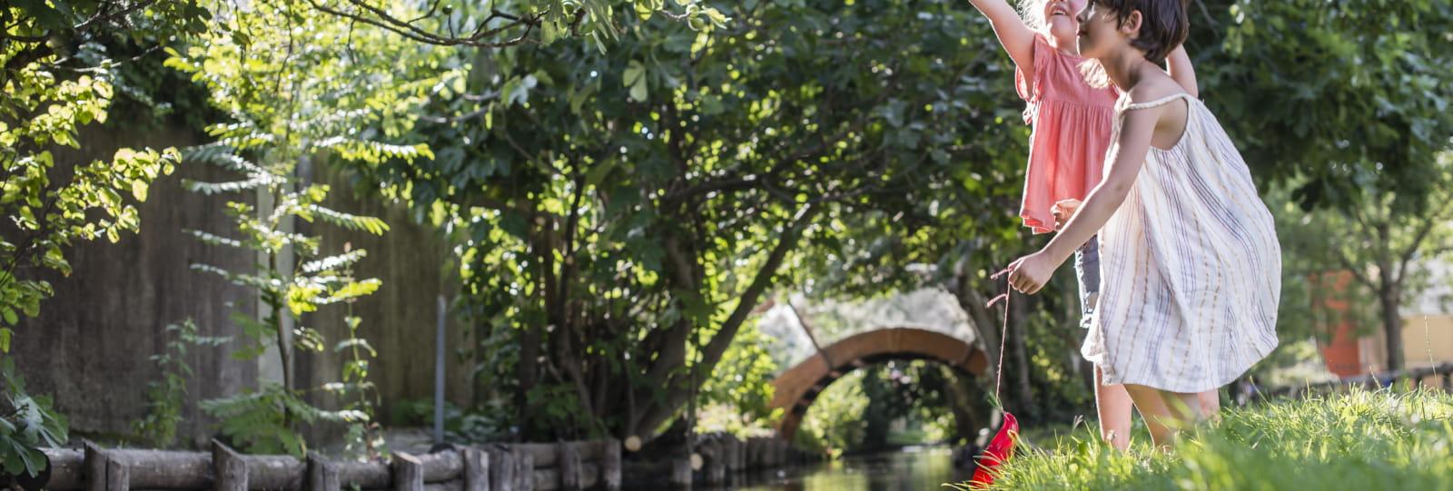 Les Canaux de Valence