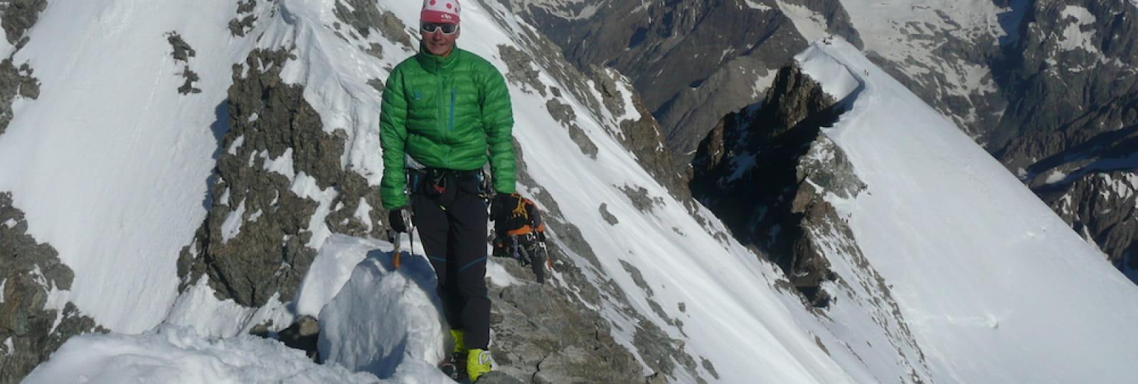 Alpinisme avec En Montagne