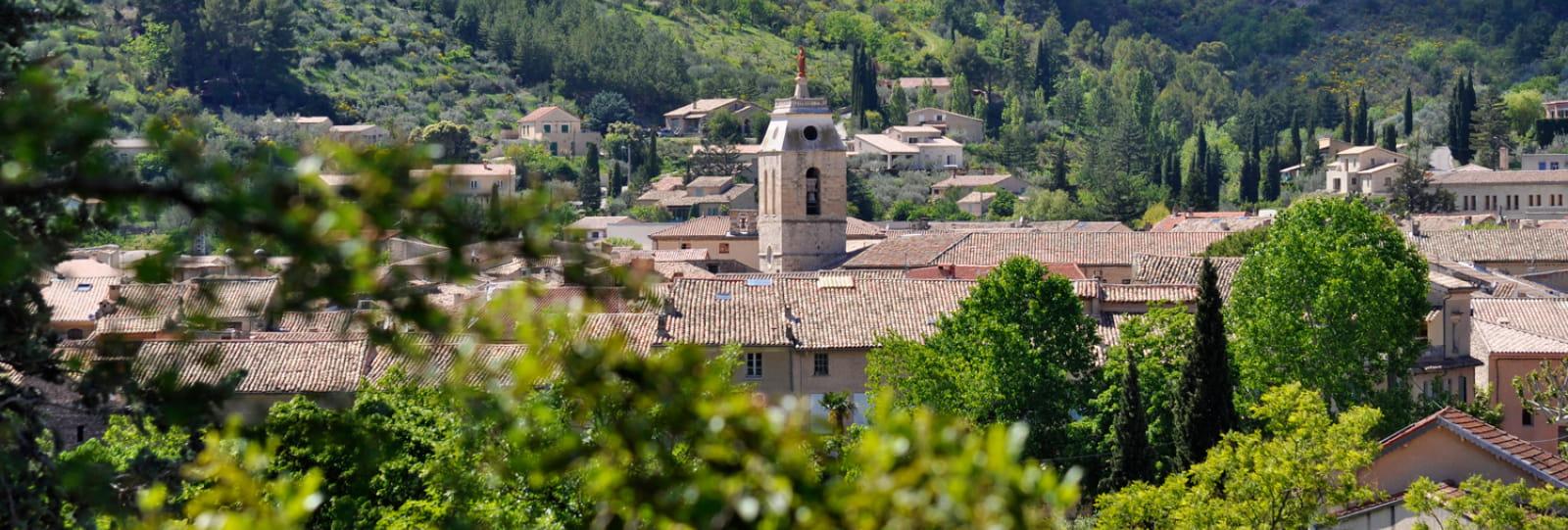 Escale 'Plantes & Bien-Être' : Buis-les-Baronnies / Montbrun-les-Bains