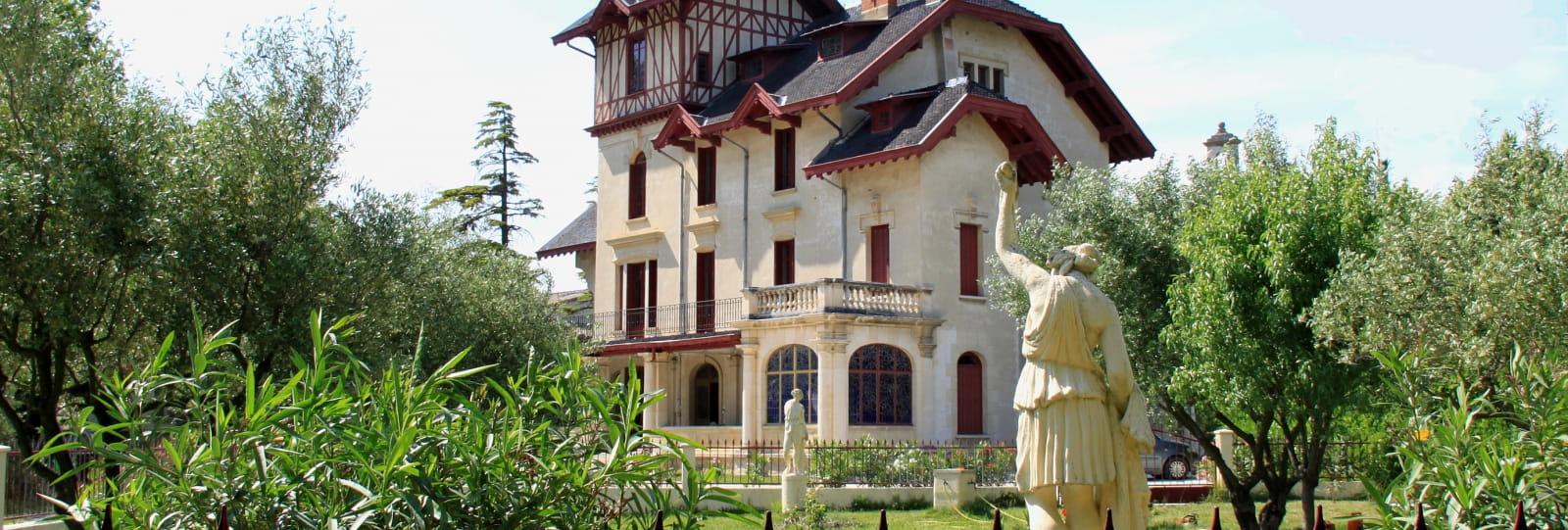 Visite de la Villa Sestier