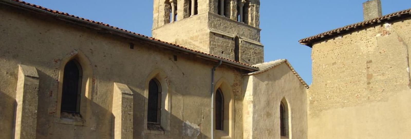 Eglise de Manthes