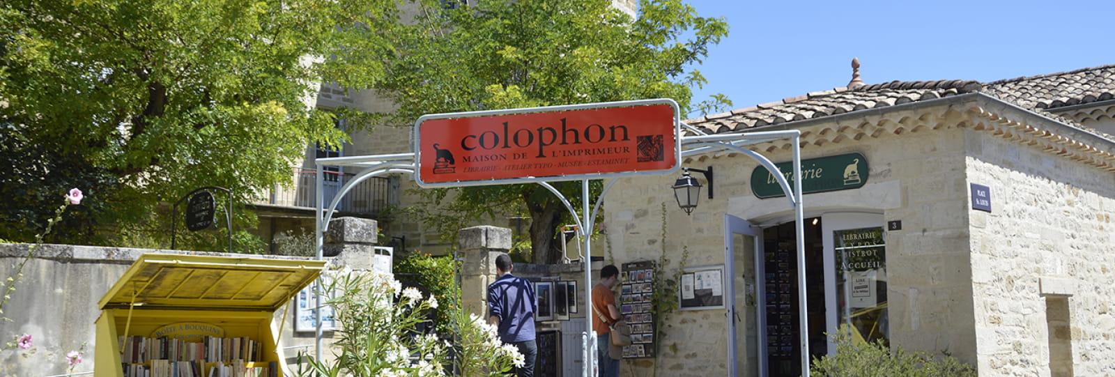 Maison de l'Imprimeur - Atelier-Musée Colophon