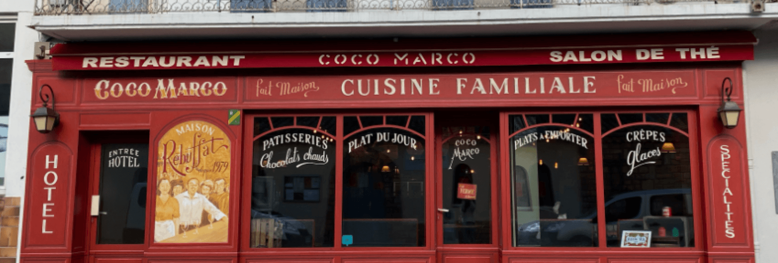 Hôtel Coco Marco