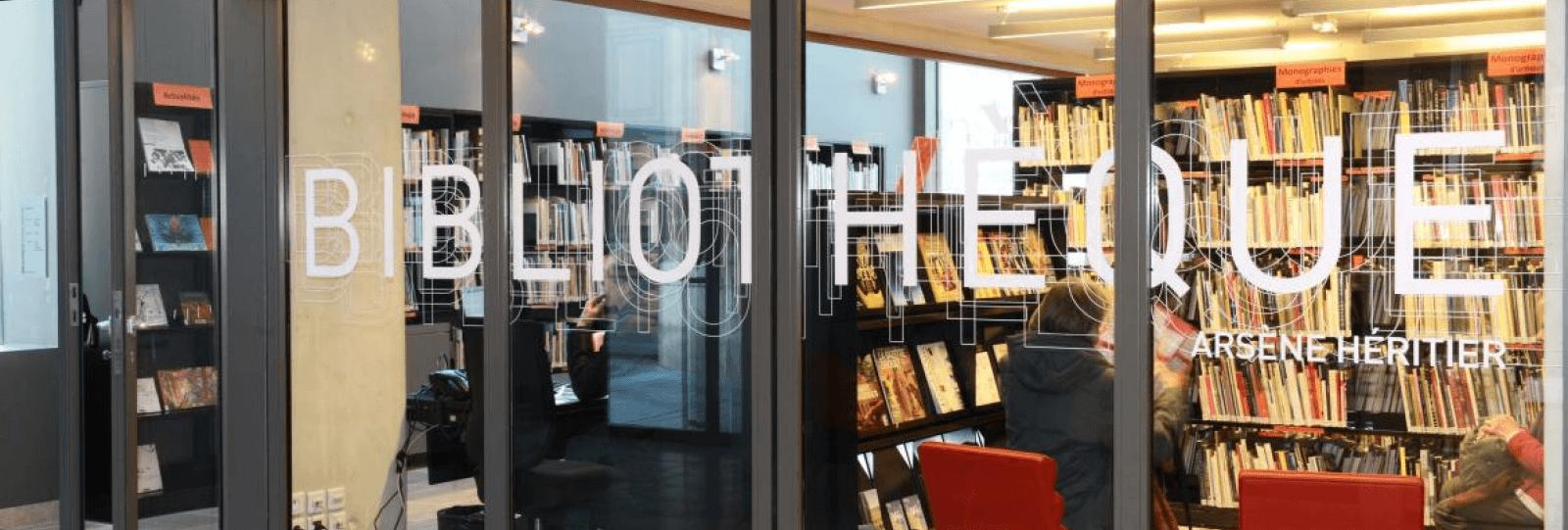 Bibliothèque Arsène Héritier - Musée de Valence