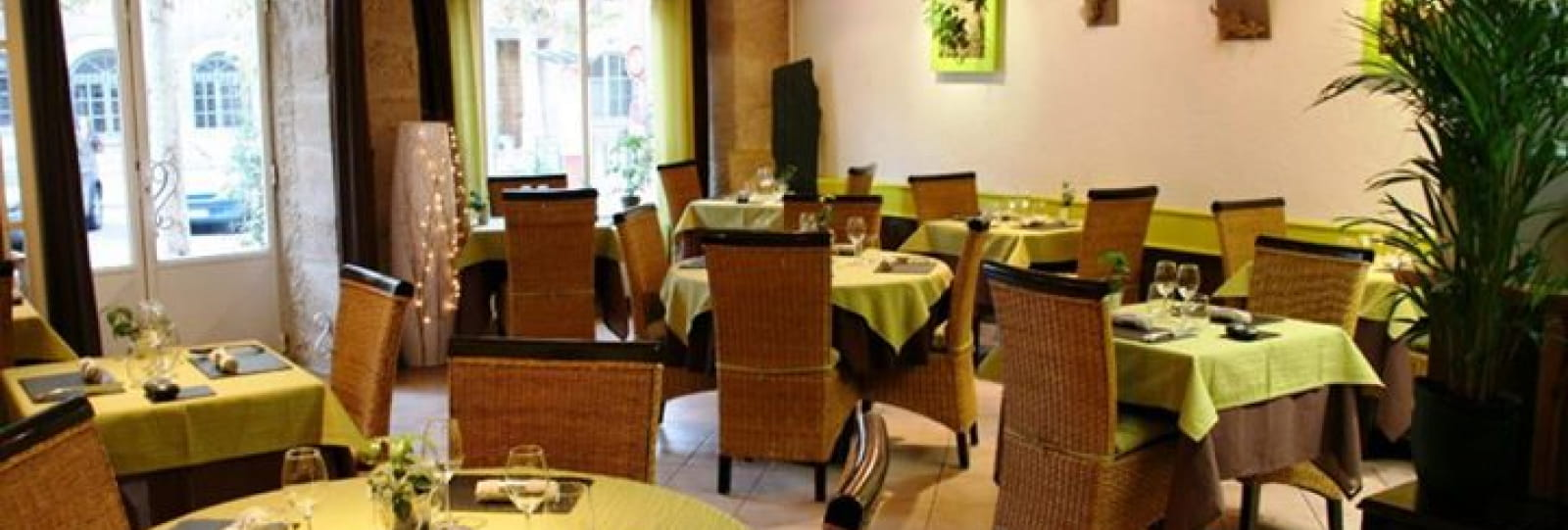 Restaurant Nature Gourmande