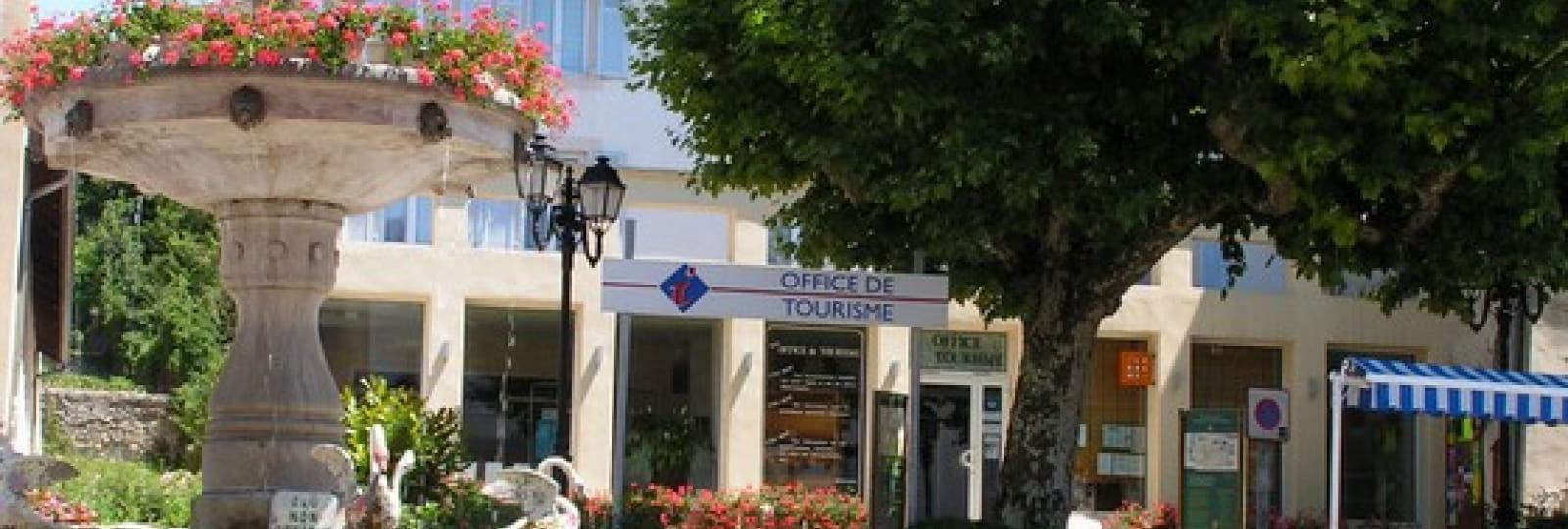 Office de Tourisme Vercors-Drôme - Accueil de St Jean en Royans
