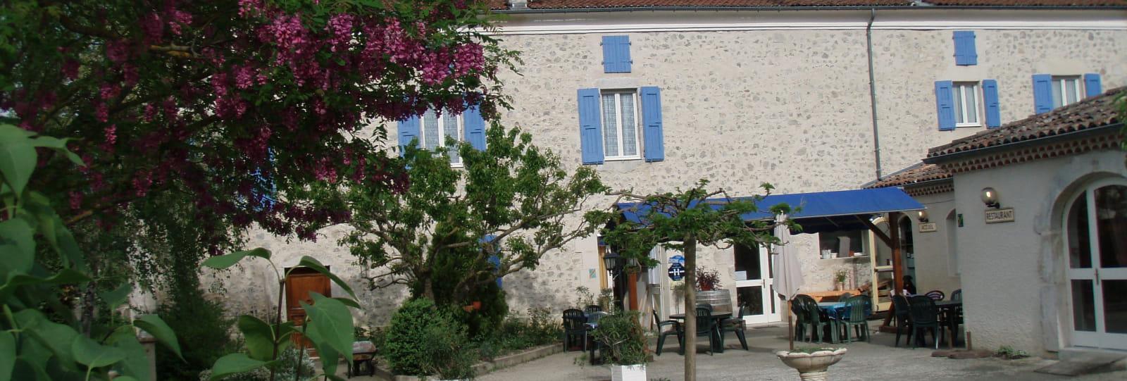 Hôtel-Restaurant le Relais du Seillon