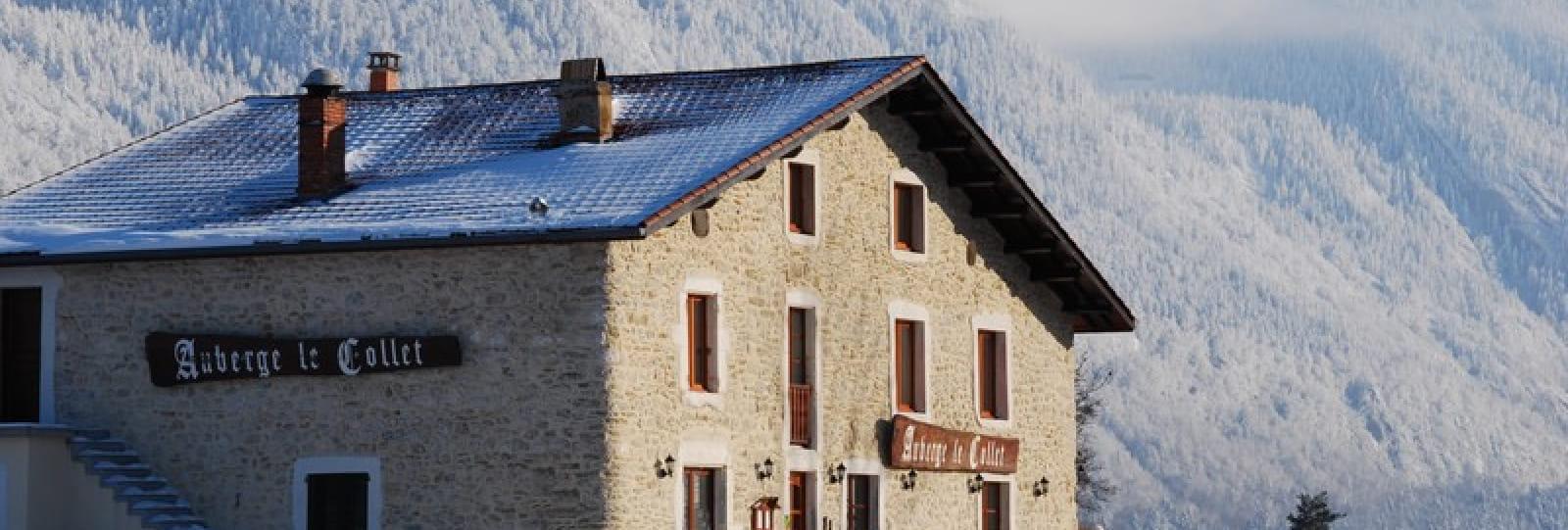 Raquettes et raclette en Vercors : agréable tête-à-tête à la montagne