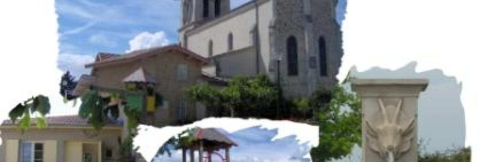 Village de Saint-Bardoux