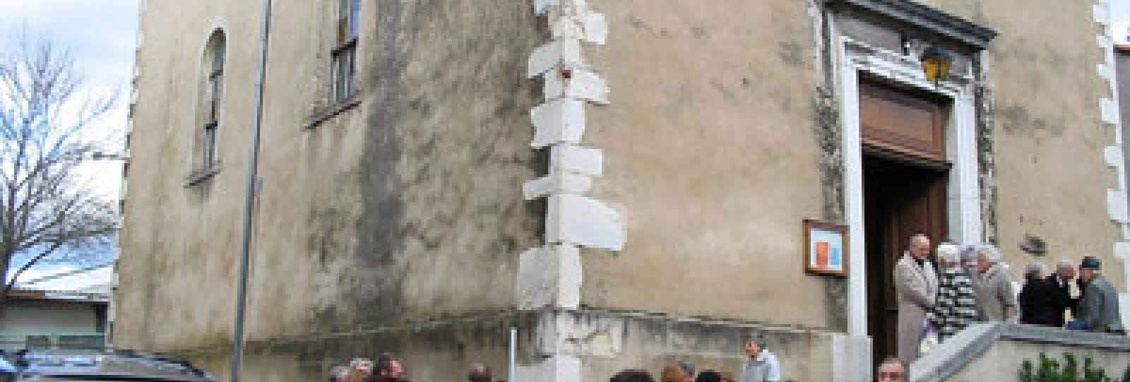 Temple d'Aouste sur Sye