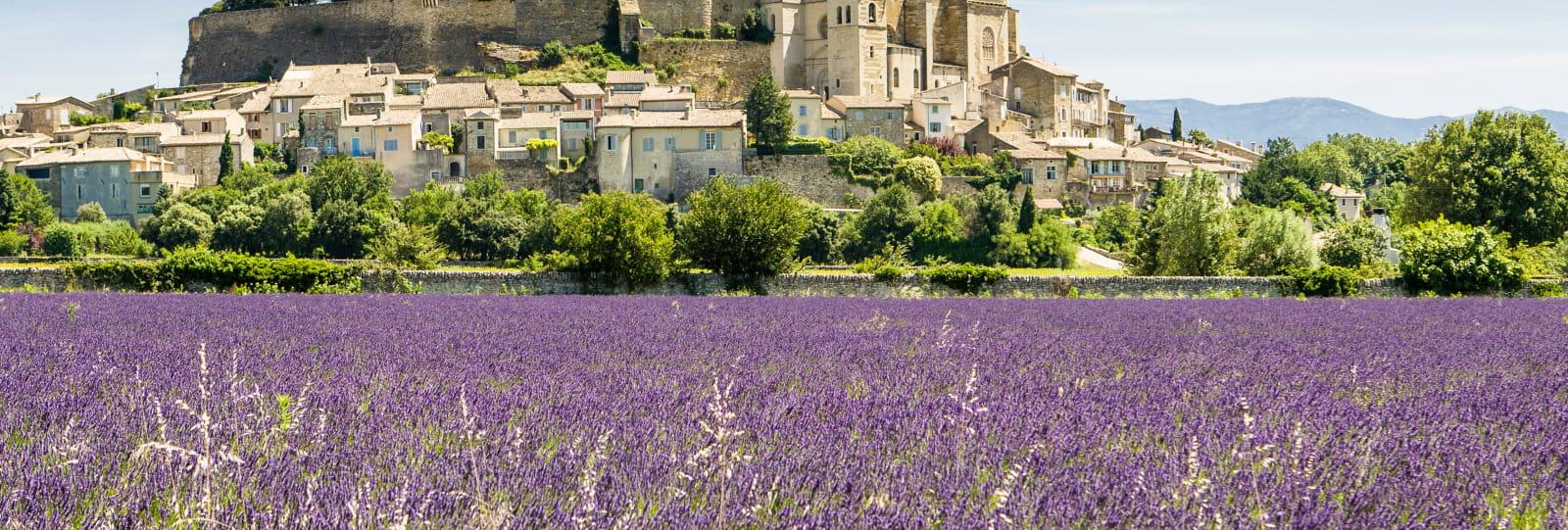 Les châteaux de la Drôme