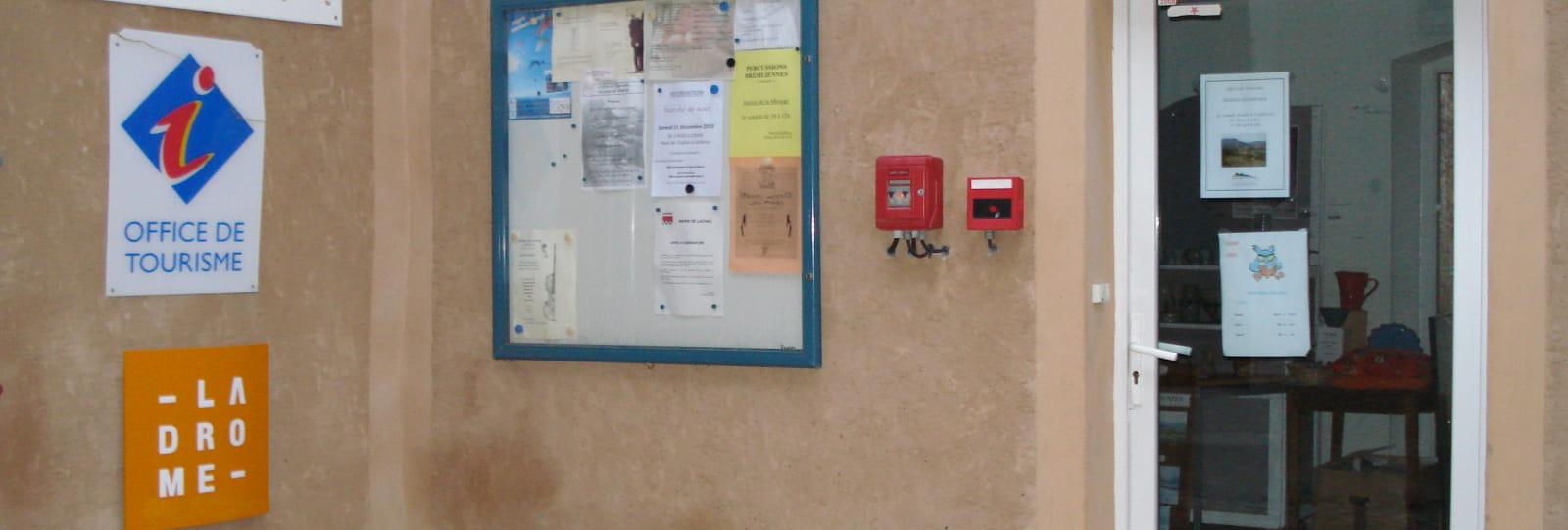 Office de tourisme des Baronnies en Drôme Provençale - Pays de Séderon