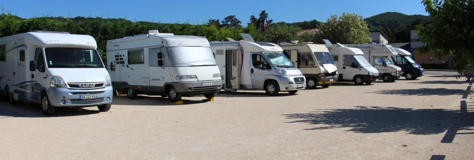 Aire Camping-Cars de Beausemblant