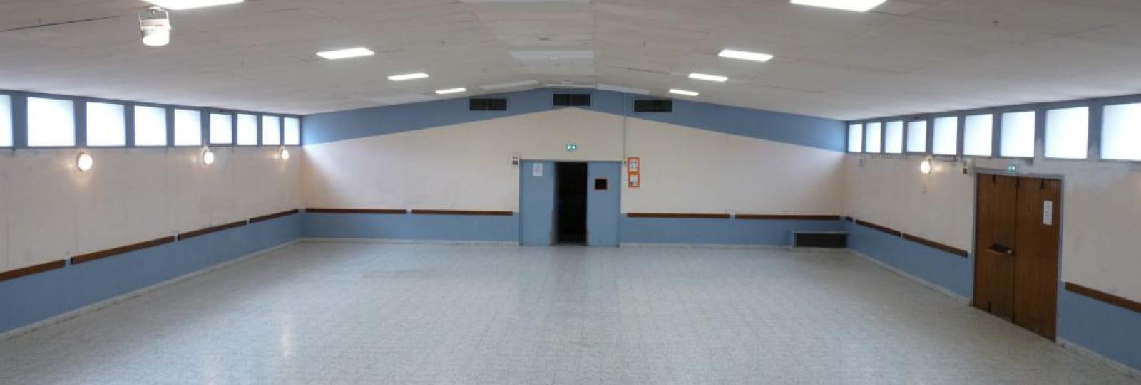 Salle des fêtes communale