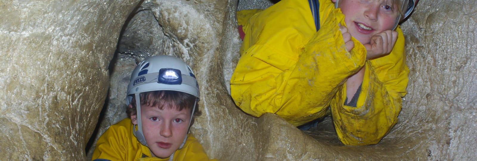 Grotte de la cheminée