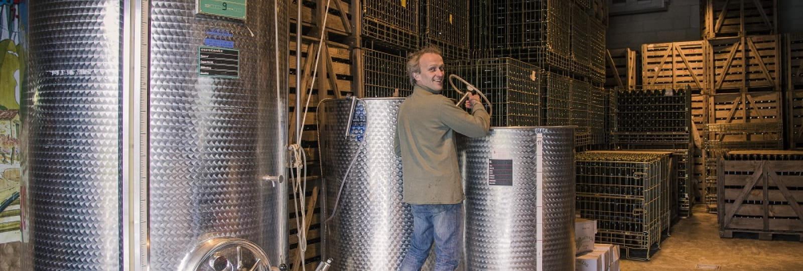 Bautin David Wine Cellar